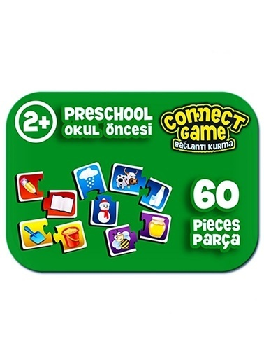 Ks Games Ks Games Connect Game | Bağlantı Kurma Oyunu Cg256 Renkli